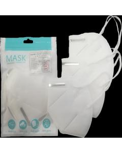 FFP2 medizinischer Gesichtsschutz 1 x 3er Set (3 Masken)