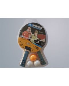 Donic-Schildkroet Level 300 Tischtennisset