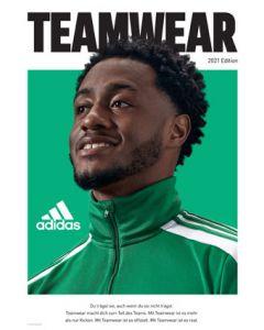 Adidas Teamsportkatalog 2021 (siehe Link unten zur Ansicht)