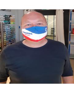 Gesichtsmaske individuell gestaltbar (handgenäht)