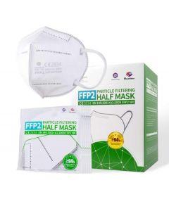 FFP2 Atemschutzmaske 640 Stk Originalpaket (16 Boxen je 40 Stk)
