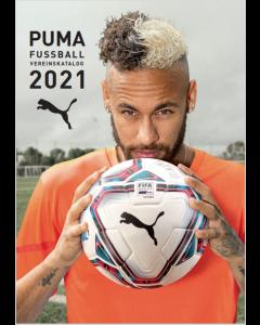 Puma Teamsportkatalog 2021 (siehe Link unten zur Ansicht)